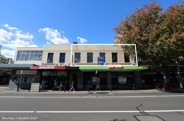 First Floor/105A-109 St John Street, LAUNCESTON TAS, 7250