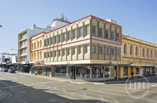 2nd Floor/97a York Street, LAUNCESTON TAS, 7250