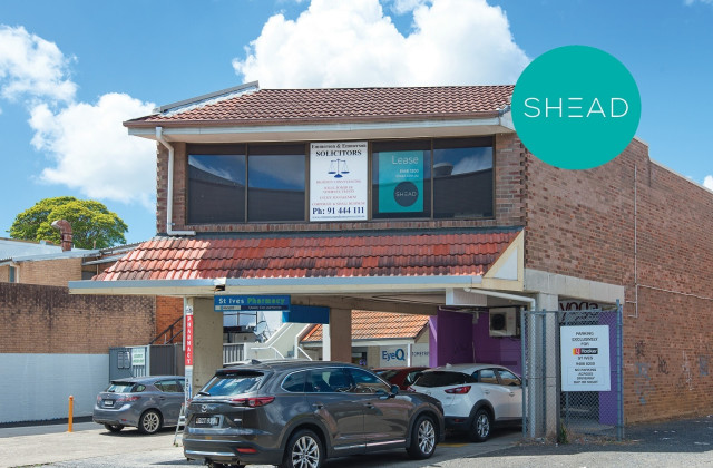 Level 1/Suite 1/192A Mona Vale Road, ST IVES NSW, 2075