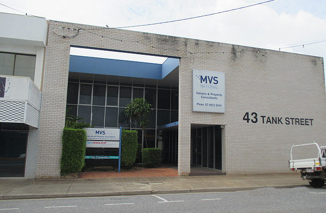 SUITE 3, 43 TANK STREET, GLADSTONE CENTRAL QLD, 4680