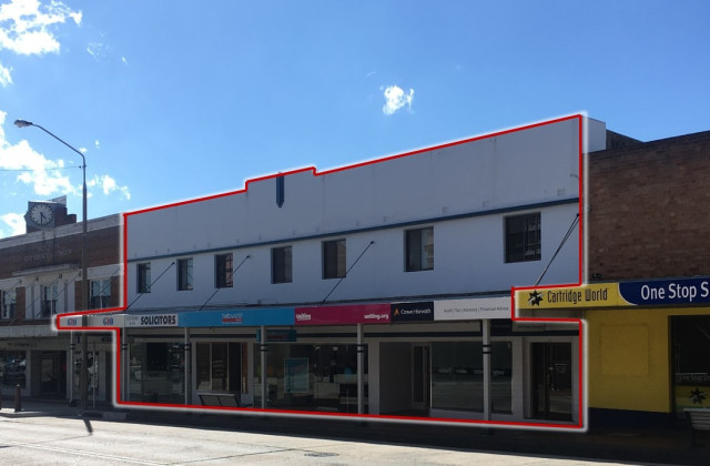 102-110 Main Street, LITHGOW NSW, 2790