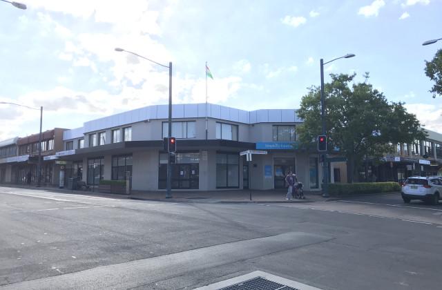 1st Floor/99 Moore Street, LIVERPOOL NSW, 2170