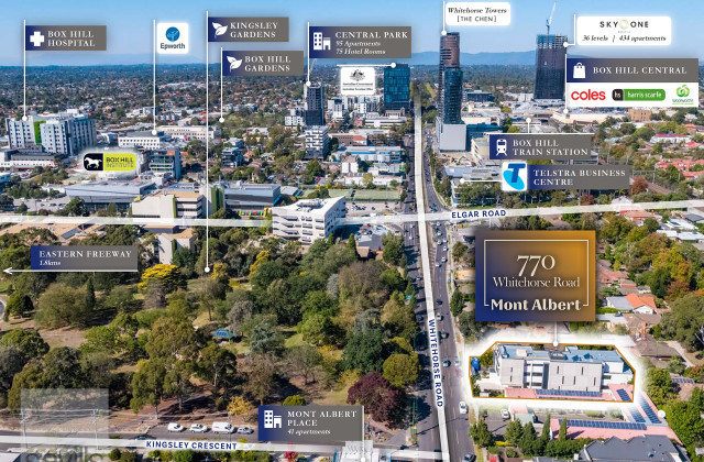 770 Whitehorse Road, MONT ALBERT VIC, 3127