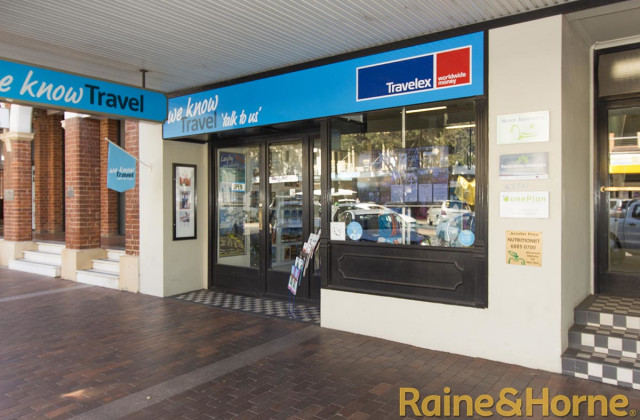 Shop 1 116-120 Macquarie Street, DUBBO NSW, 2830