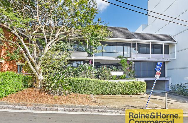 Suite 2, 470 Upper Roma Street, MILTON QLD, 4064