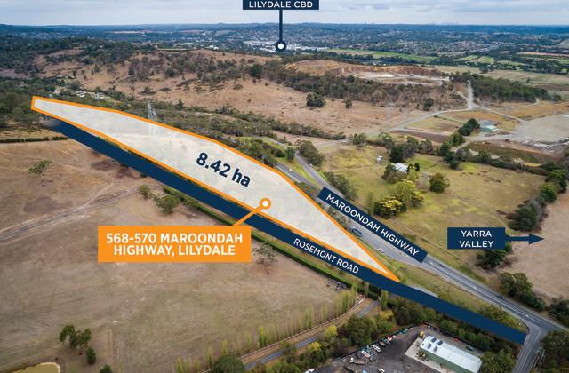 568-570 Maroondah Highway, LILYDALE VIC, 3140