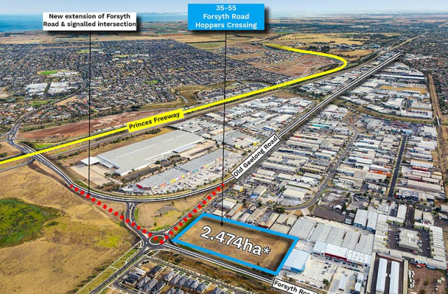 35-55 Forsyth Road, HOPPERS CROSSING VIC, 3029
