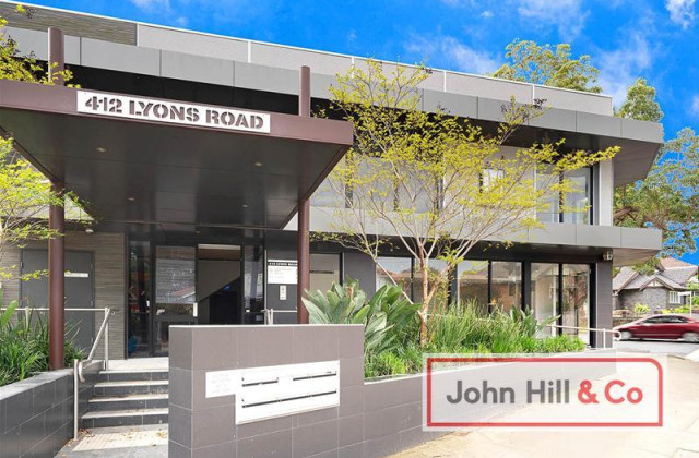 Suite 2/412 Lyons Road, FIVE DOCK NSW, 2046