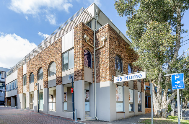 LOT Suite 1.02 / 65  Hume Street, CROWS NEST NSW, 2065