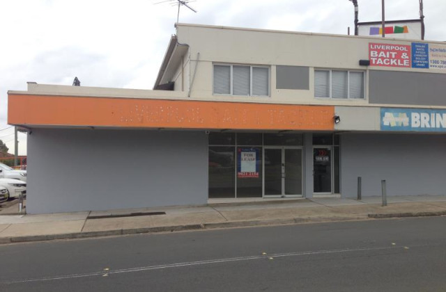 Shop  5/407 Hume Highway, LIVERPOOL NSW, 2170