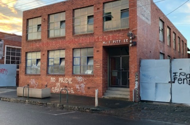 Ground Floor/1 Pitt Street, BRUNSWICK VIC, 3056
