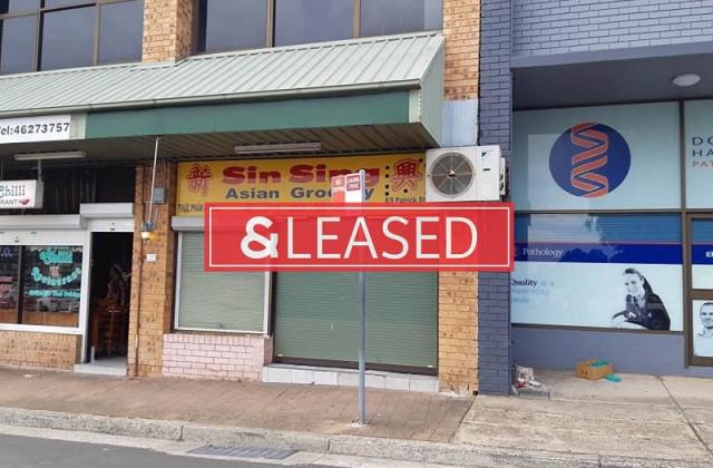 Shop 8/9 Patrick Street, CAMPBELLTOWN NSW, 2560