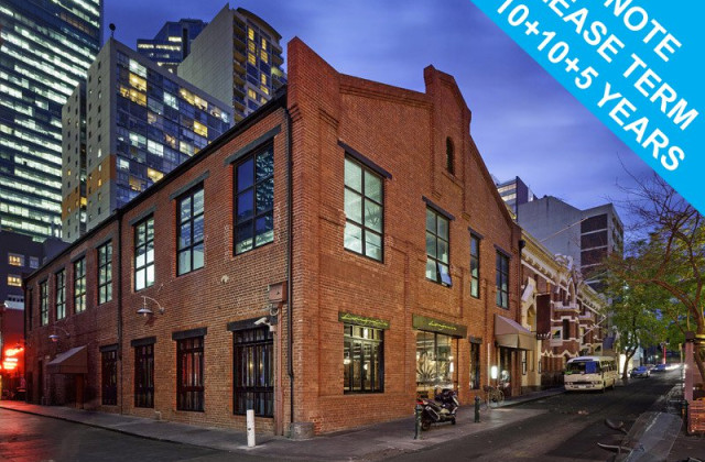 40-46 Little Bourke Street, MELBOURNE VIC, 3000