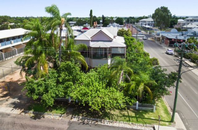 63 Hodgkinson Street (Cnr High Street), CHARTERS TOWERS CITY QLD, 4820