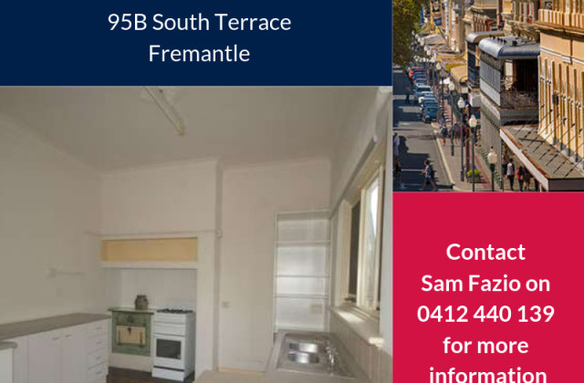 95B South Terrace, FREMANTLE WA, 6160
