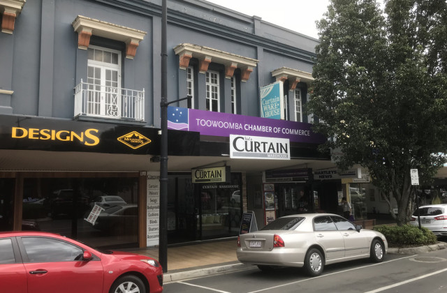 487-489 Ruthven Street - First Floor, TOOWOOMBA CITY QLD, 4350