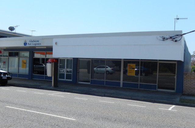 Shop 1/172 Auckland Street, GLADSTONE CENTRAL QLD, 4680