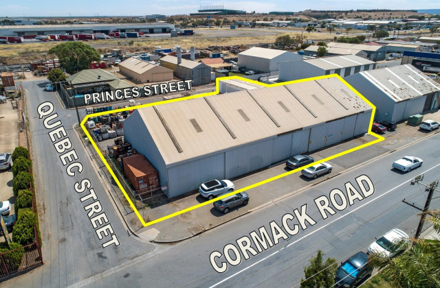 36-40 Cormack Road, WINGFIELD SA, 5013