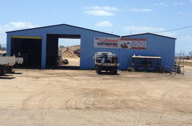 18911 Bruce Highway - Earthmoving Business , BOWEN QLD, 4805