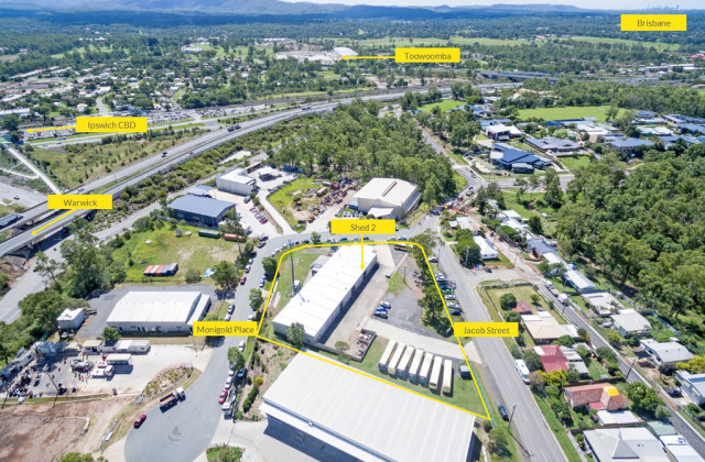 Shed 2/16 Jacob Street, DINMORE QLD, 4303