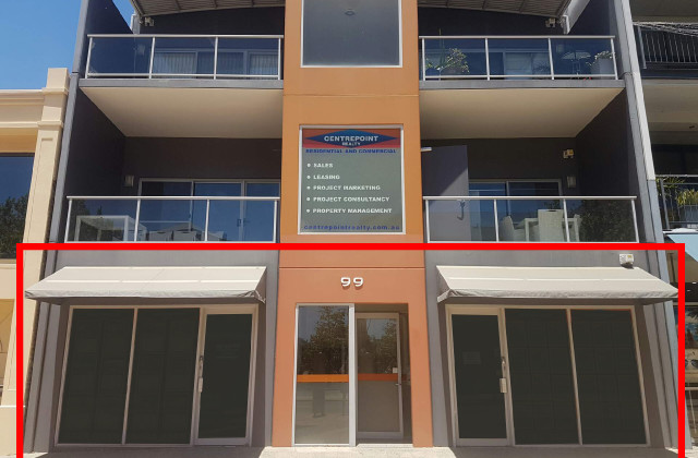 Grd Floor 99 Royal Street, EAST PERTH WA, 6004