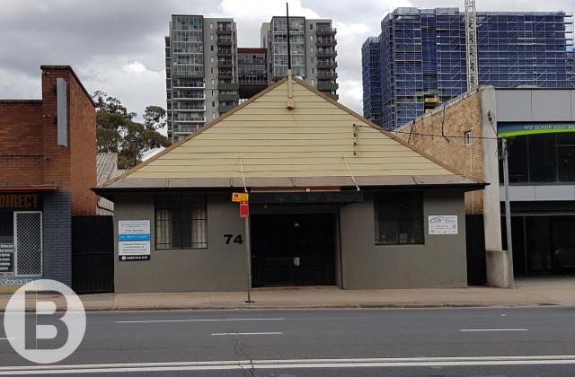 74 PARRAMATTA ROAD, GRANVILLE NSW, 2142