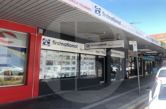 Shop 3/94 MAIN STREET, BLACKTOWN NSW, 2148
