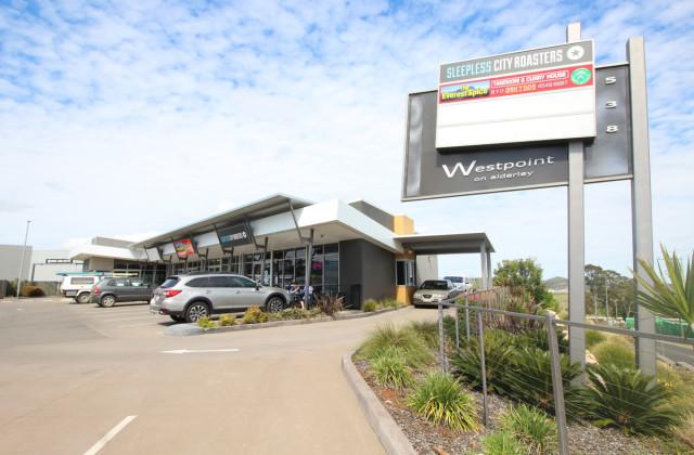 Westpoint / 538 Alderley Street, HARRISTOWN QLD, 4350