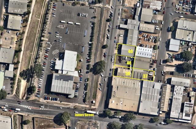 46,48&50 Water Street (+ 37 Wylie St), TOOWOOMBA CITY QLD, 4350