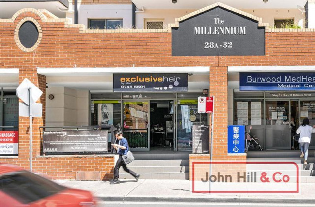 Shop 3/28A-32 Belmore Street, BURWOOD NSW, 2134