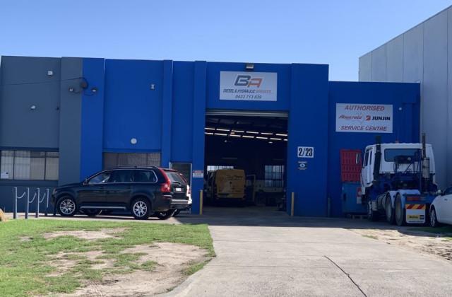 2/23 Industrial Drive, BRAESIDE VIC, 3195