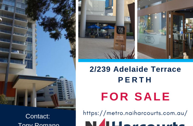 Lot 2 & 3/239 Adelaide Terrace, PERTH WA, 6000