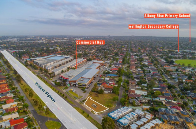LOT 1 / 796-798  Princes Highway & 2 Grace Street, SPRINGVALE VIC, 3171