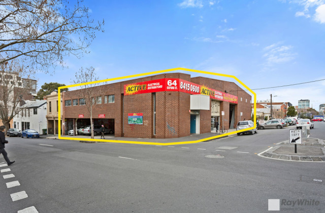 64-66 Oxford Street, COLLINGWOOD VIC, 3066