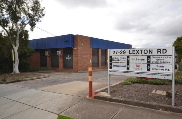 Unit 1/27-29 Lexton Road, BOX HILL VIC, 3128