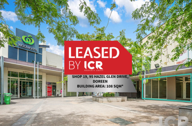 Shop 19/95 Hazel Glen Drive, DOREEN VIC, 3754