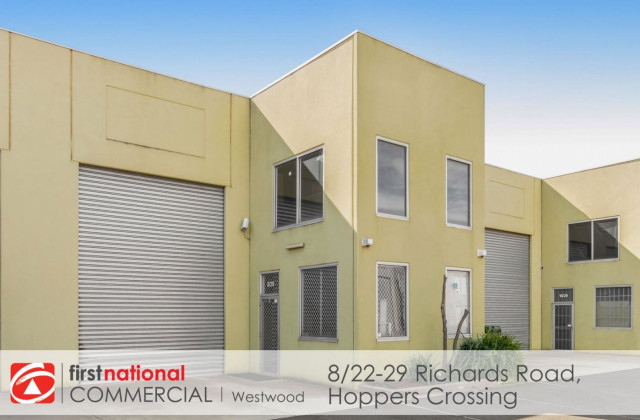 8/22-29 Richards Road, HOPPERS CROSSING VIC, 3029