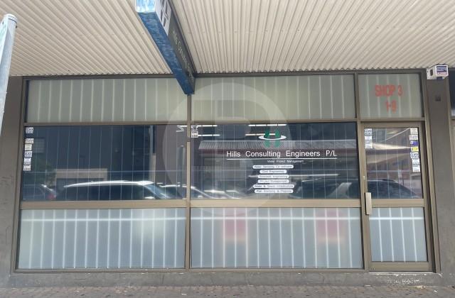 Suite 3/1-9 PALMER STREET, PARRAMATTA NSW, 2150