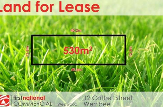 12 Cottrell Street, WERRIBEE VIC, 3030