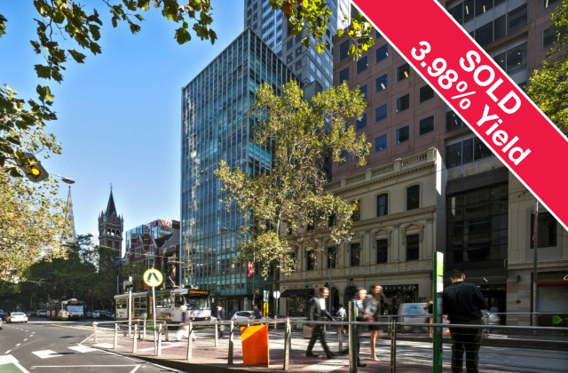 Part Level 8/100 Collins Street, MELBOURNE VIC, 3000