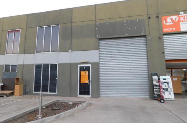 Suite  8/77-79 Ashley Street, BRAYBROOK VIC, 3019