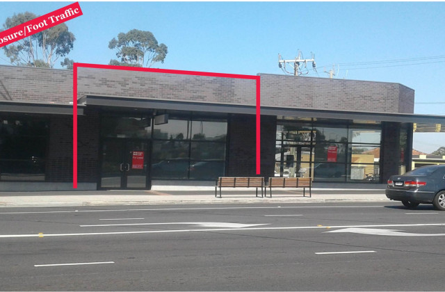 St Albans Station Main Street, ST ALBANS VIC, 3021