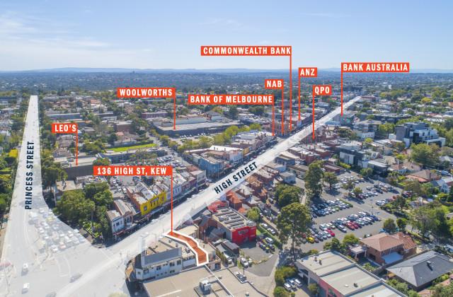 136 High Street, KEW VIC, 3101