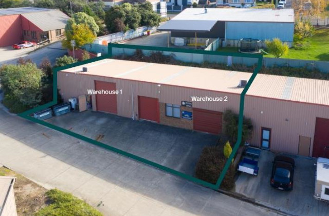 Site 1/30  Unit 9 Innocent Street, LAUNCESTON TAS, 7250