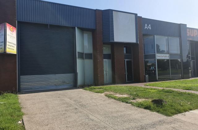 A4/2 Healey Road, DANDENONG SOUTH VIC, 3175