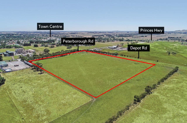 Cnr Peterbough & Depot Road, TERANG VIC, 3264