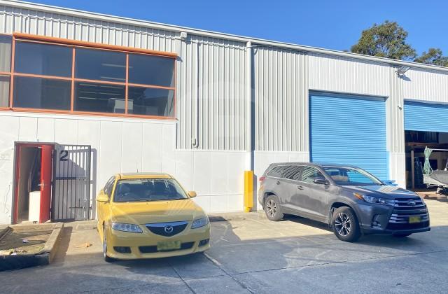 2/63 Allingham Street, CONDELL PARK NSW, 2200