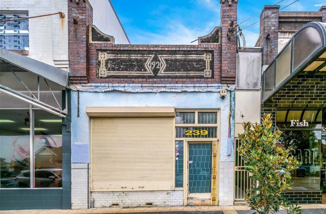 239 Wardell Road, MARRICKVILLE NSW, 2204