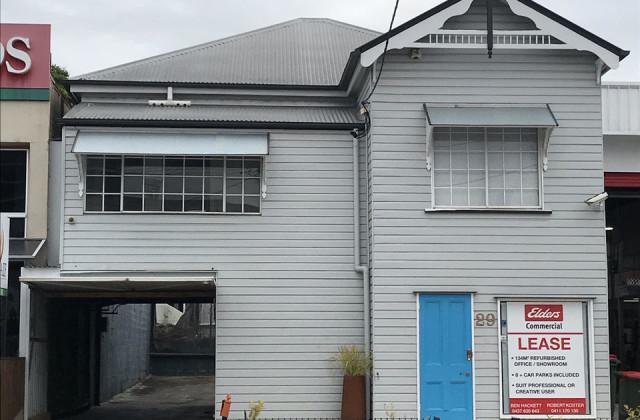 29 Balaclava Street, WOOLLOONGABBA QLD, 4102