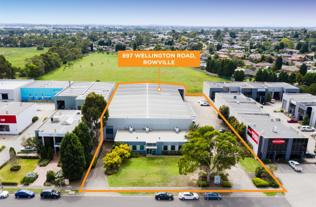 897 Wellington Road, ROWVILLE VIC, 3178